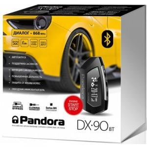 Автосигнализация Pandora DX-90 BT