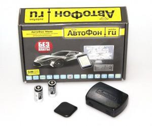 GPS маяк АвтоФон D-Маяк MOTO