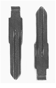 Лезвие для ключа Old Nissan (NSN11)