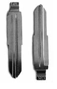 Лезвие для ключа Daihatsu charade KIA Geely Meiri Xihua (HYN7)