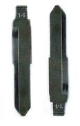 Лезвие для ключа Jinbei Isuzu MAZ24