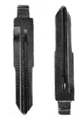 Лезвие для ключа TOYOTA TOY41