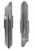 Лезвие для ключа Buick Excelle original folding