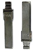 Лезвие для ключа Audi A6L Original