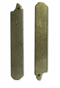 Лезвие для ключа 2014 Accord Type A (HON66)