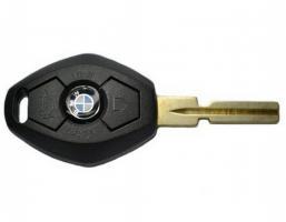 Ключ зажигания для автомобиля BMW HU58