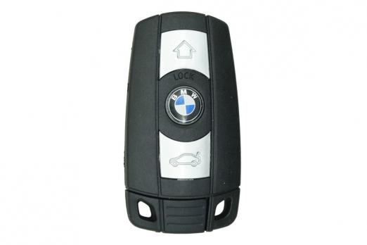 Ключ зажигания для автомобиля BMW 868 чип ID7944  5wk49125 с ключом