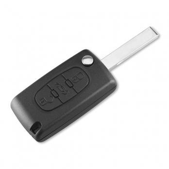 Ключ зажигания для автомобиля Citroen HU83