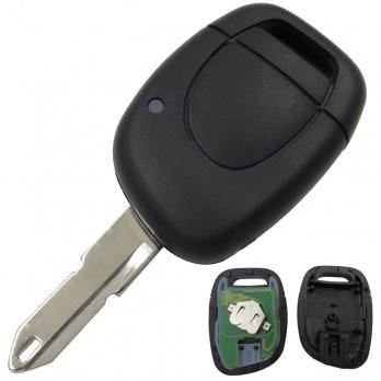 Ключ зажигания для автомобиля Renault NE73 symbol