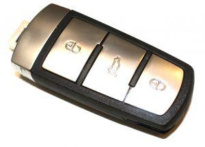 Ключ зажигания для автомобиля VW для passat B6 3 кнопки