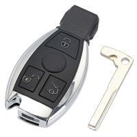 Ключ зажигания для автомобиля Mercedes-Benz HU64 рыбка_3