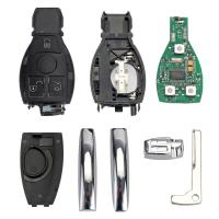 Ключ зажигания для автомобиля Mercedes-Benz HU64 рыбка_2