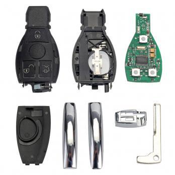Ключ зажигания для автомобиля Mercedes-Benz HU64 рыбка