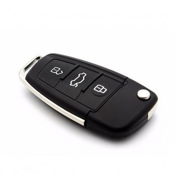 Ключ зажигания для автомобиля LADA/DATSUN (стиль Audi), 3 кнопки, чип id46, 433,92Mhz