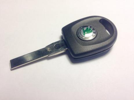 Ключ зажигания для автомобиля Skoda HU66